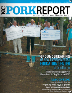 NC Pork Report - Fall 2014