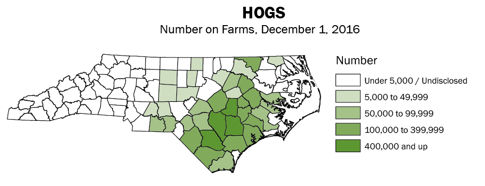 The truth about... why hog farms are in Eastern North Carolina - NC ...